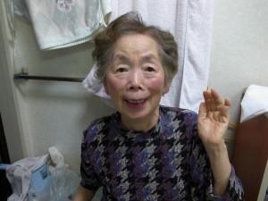 おばあちゃん(Mac安田の母)