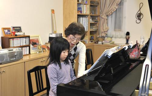 野澤音楽教室のレッスン